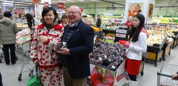 China viene a presentar lo que quieren sus consumidores en la PMA Fruittrade