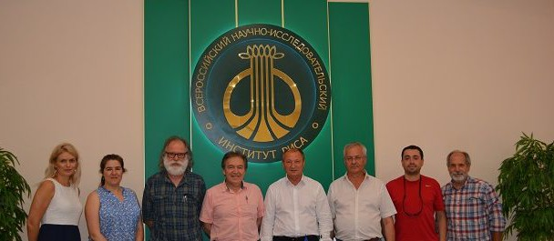 Convenio de cooperación entre Rusia y Chile en investigación de arroz