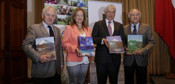 Nuevo Atlas Agroclimático de Chile