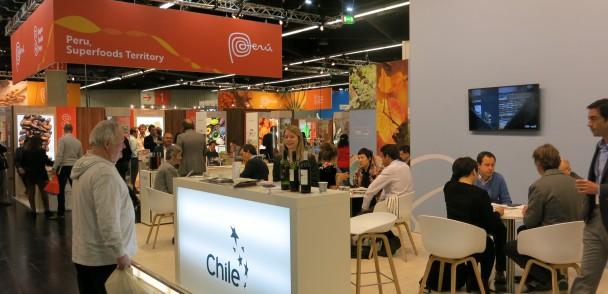 Nuevo acuerdo de orgánicos entre Chile y la UE se estrenó en Biofach 2018