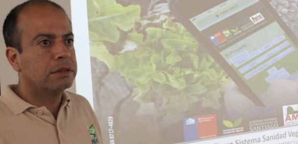 Nuevo sistema para la detección de plagas y enfermedades de hortalizas online