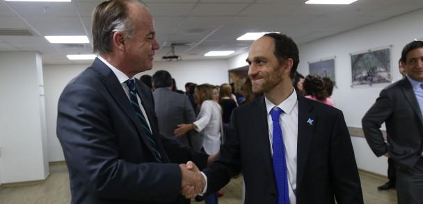 Ministro de Agricultura nombra a nuevo Secretario Ejecutivo de la CNR