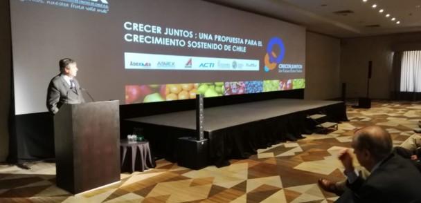 Desafíos para la industria chilena de la fruta de exportación