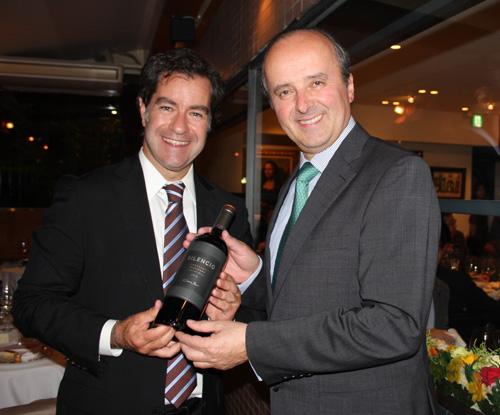 Viña Cono Sur lanza en el mercado asiático su nuevo vino Cabernet Sauvignon del Maipo Alto
