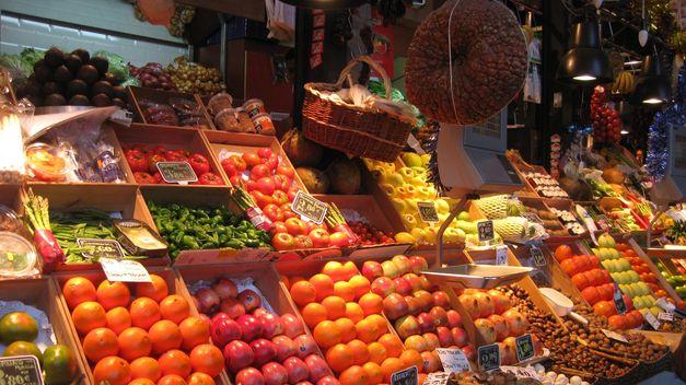 Exportación hortofrutícola española desciende 8% en volumen y 4,6% en valor