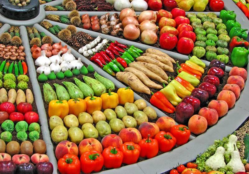 Rusia restringirá la importación de frutas y hortalizas de Suiza