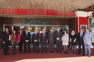 Con campañas en El Corte Inglés de España se inició promoción de la fruta chilena en Europa