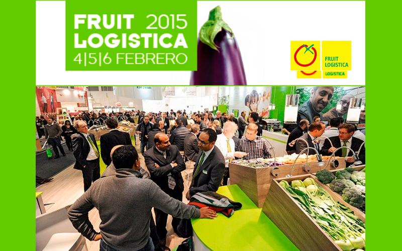 Participación de la industria en la Feria Fruit Logistica 2015