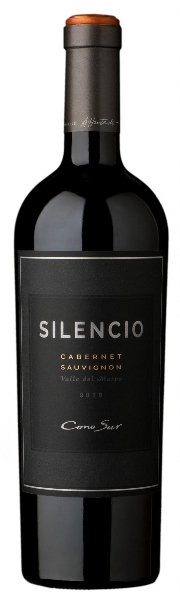 """Viña Cono Sur lanza en Chile su vino ícono Cabernet Sauvignon """"Silencio"""""""