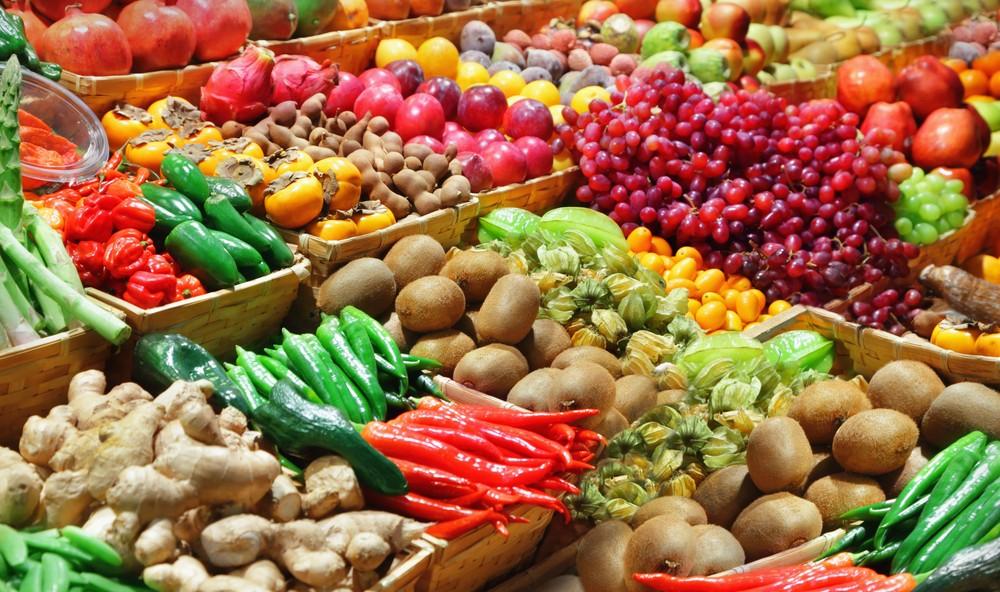 SAG interceptó 270 kilos de frutas y hortalizas que iban a ser trasladados ilegalmente