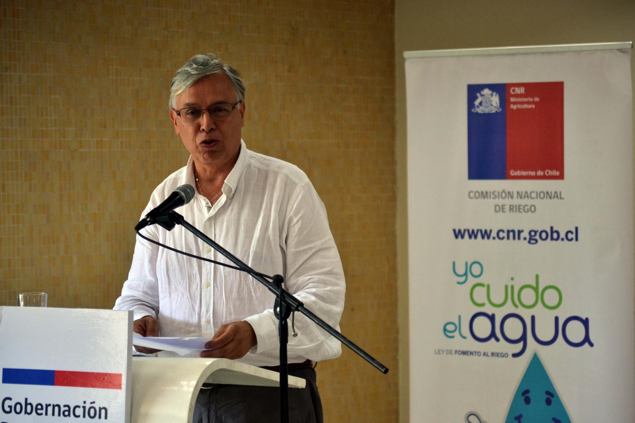Entregan más de $ 4.000 millones a regantes de Coquimbo