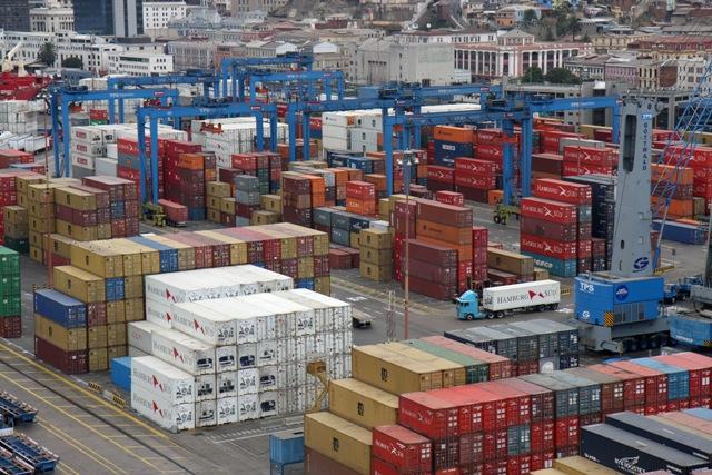 Trabajadores del Puerto de Valparaíso inician paro indefinido
