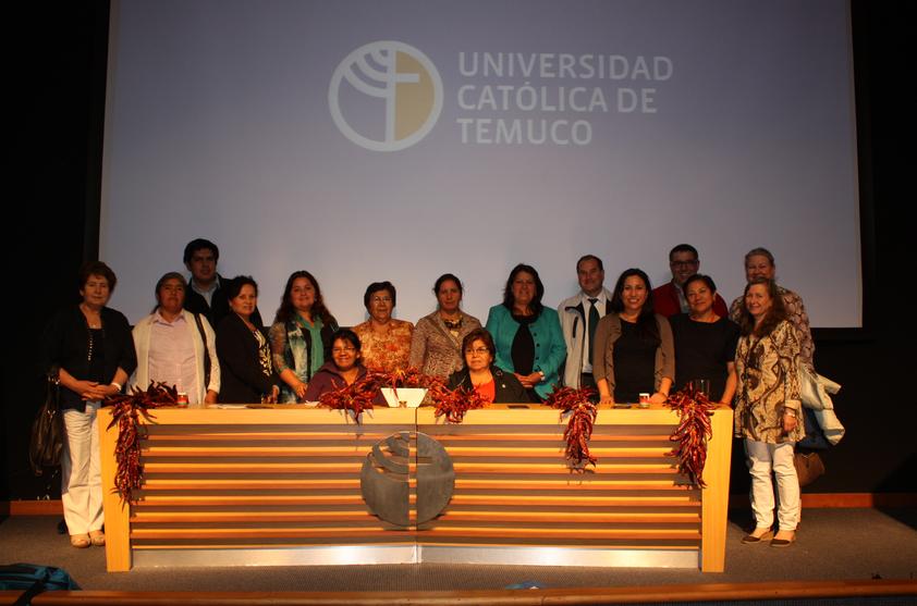 Realizan seminario internacional de productos con sello de origen en Temuco