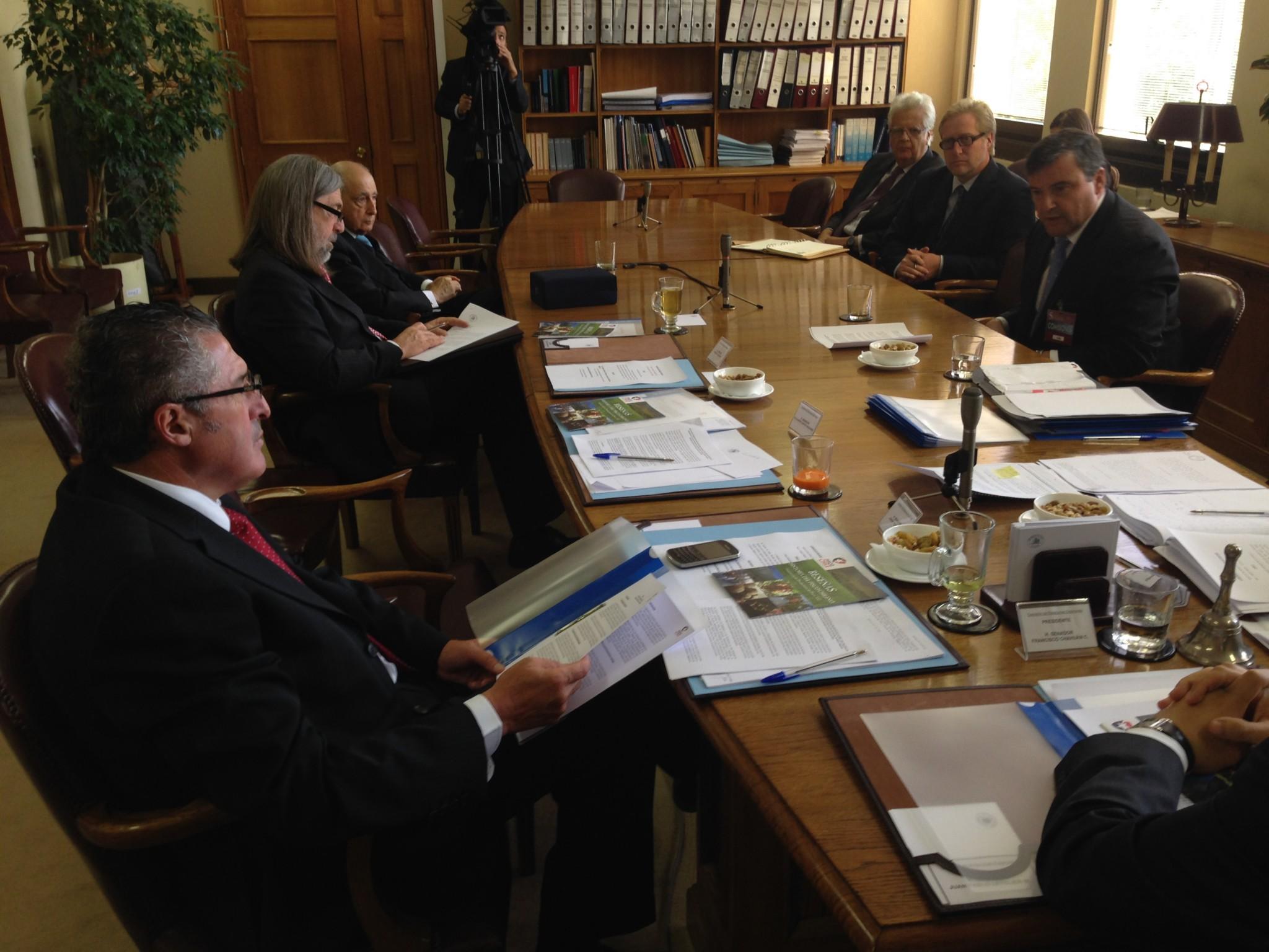 Pisqueros logran apoyo parlamentario para conformar Comité por denominación de origen
