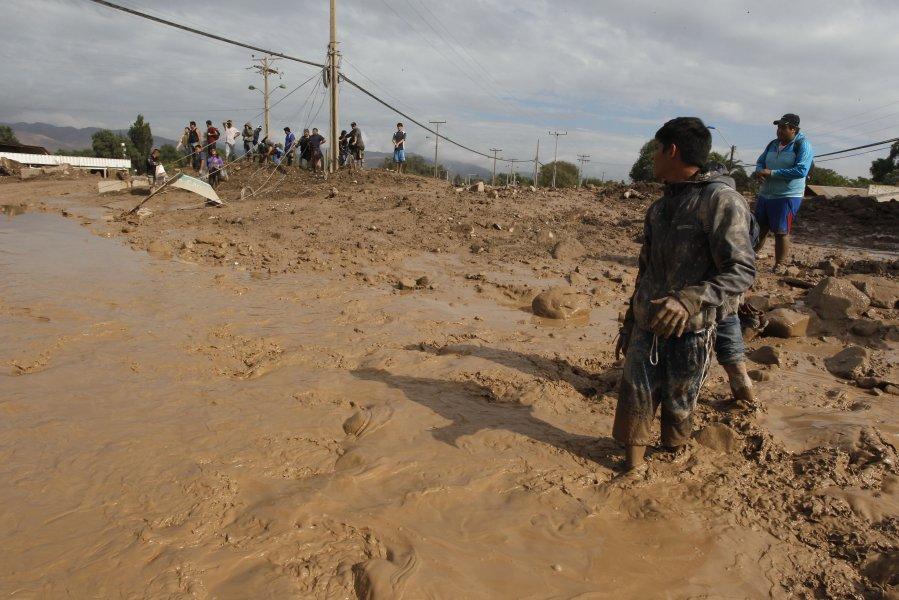 Agricultores del valle de Copiapó entregan dramático testimonio