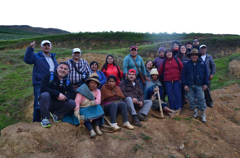 Guardadoras de papa nativa chilota trajeron valioso conocimiento desde Perú