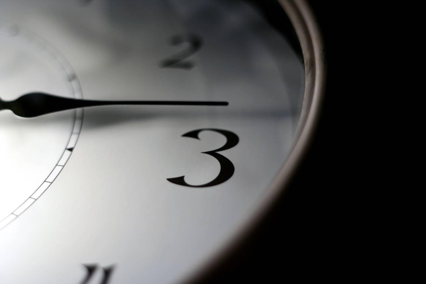 Impacto del cambio de horario