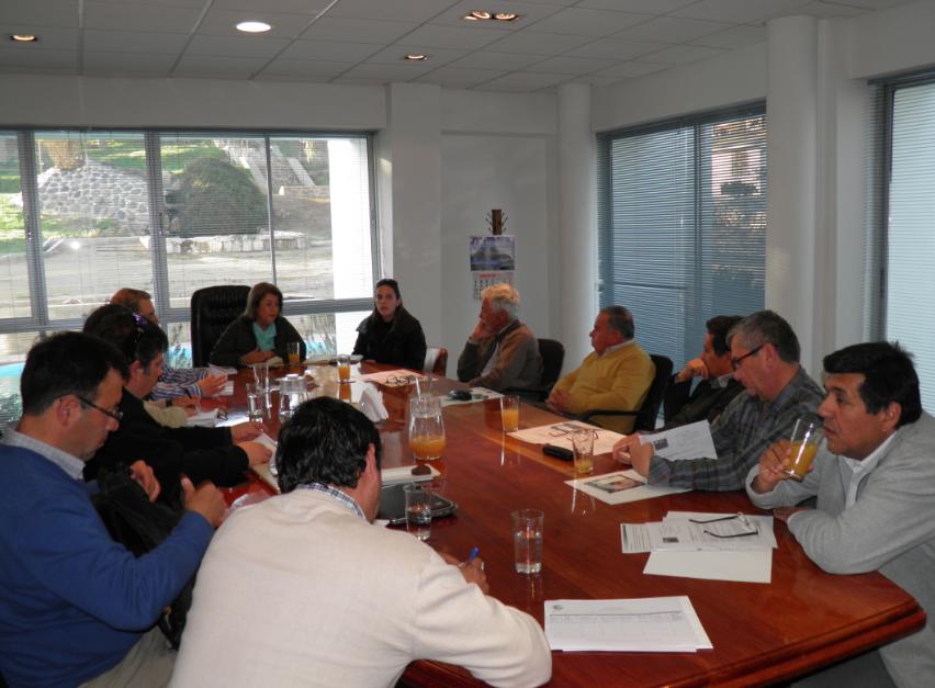 Unidad en el norte: Comunidad de Aguas del Sistema Embalse Paloma se asocia a SAN
