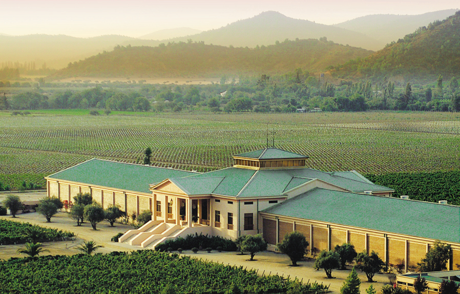 Viña Veramonte invita a celebrar el día del vino