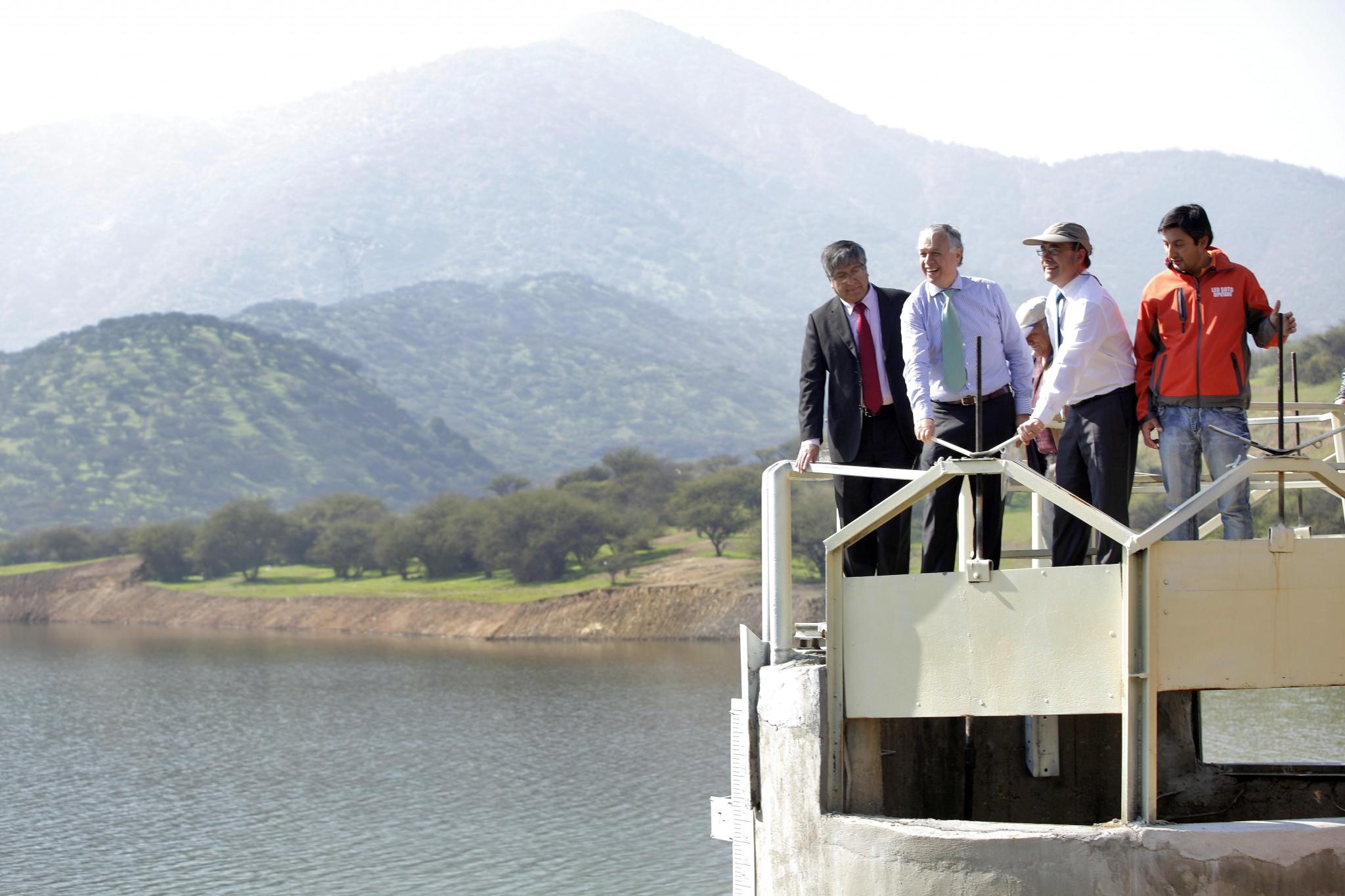 Autoridades: Últimas lluvias mejoran sustantivamente abastecimiento para riego