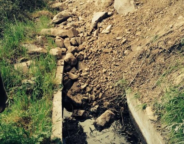 Región de Coquimbo: Militares trabajan en reparación de canales de regadío