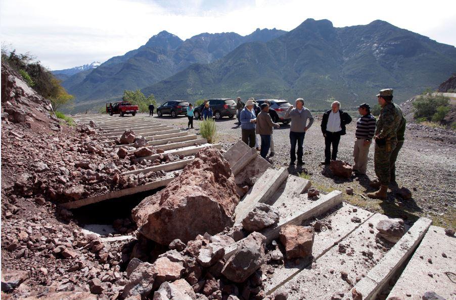 Terremoto: Minagri establece concurso para reparar infraestructura de riego