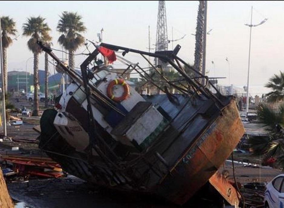 ASOEX tras destrucción por tsunami: La temporada se desarrollará con normalidad