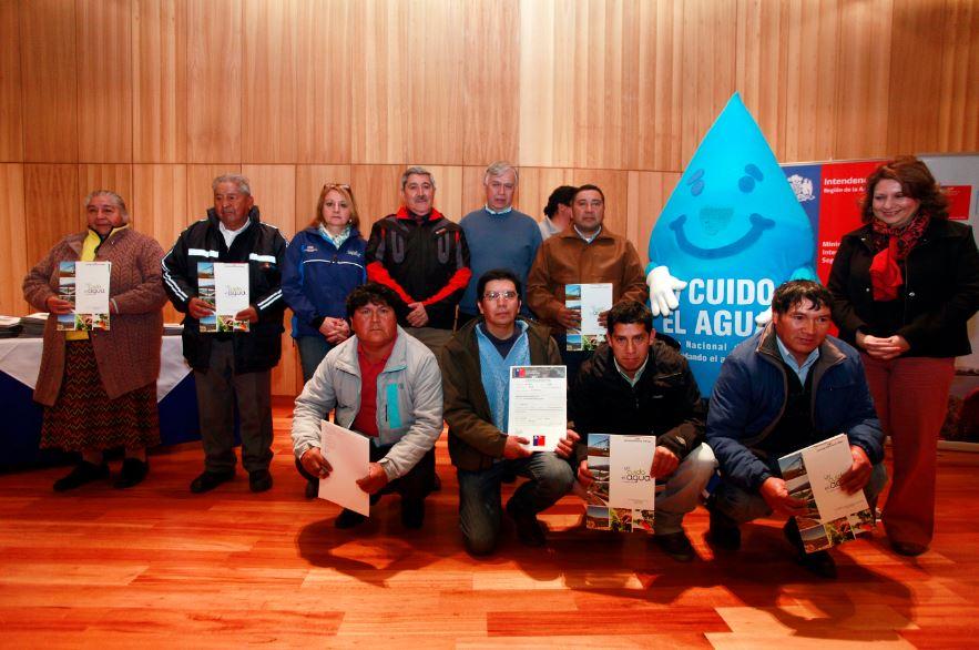 Entregan bonos de riego para pequeña agricultura y pueblos originarios
