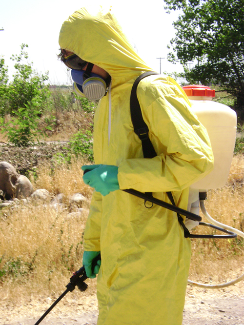 Cursos gratuitos en uso sostenible de productos fitosanitarios o plaguicidas