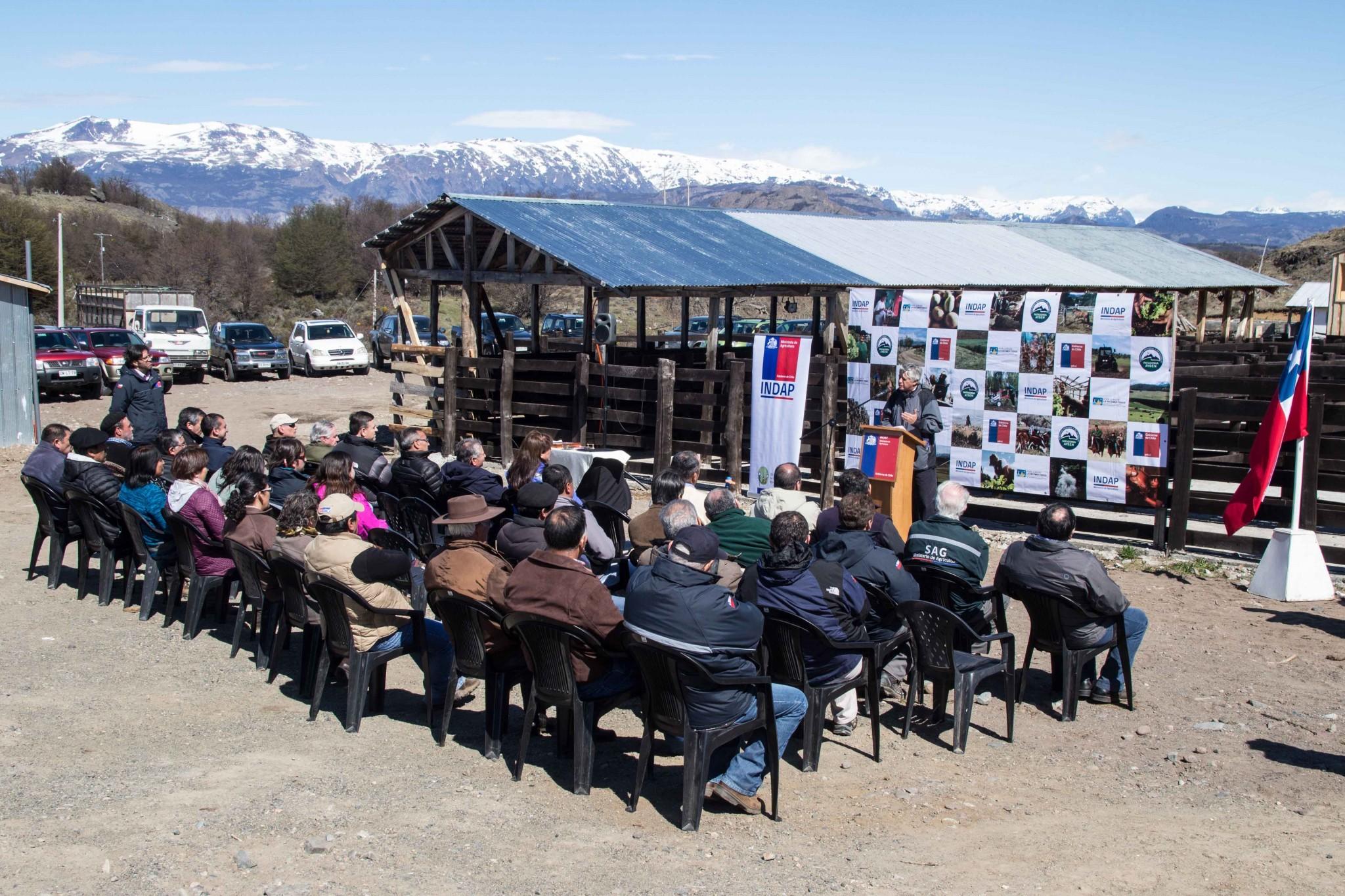 Planta faenadora de Aysén fue habilitada para exportar carne ovina a la Unión Europea