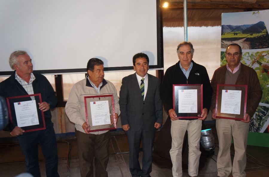 APL: Certifican a 14 empresas frutícolas y olivícolas del valle de Copiapó