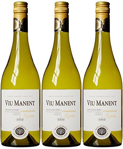 Gran Reserva Chardonnay 2013 de Viu Manent, uno de los mejores del mundo
