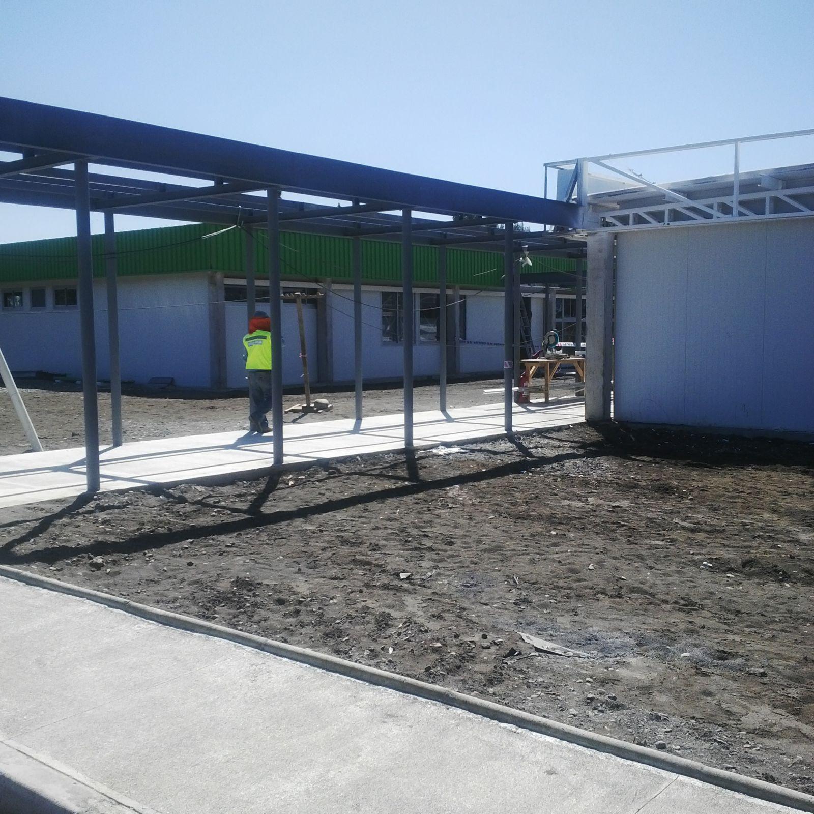 Sitio de inspección fitosanitaria en Cabrero será inaugurado en 2016