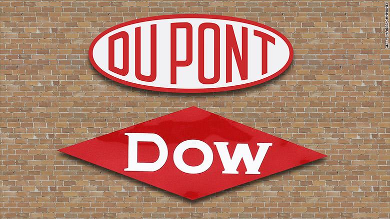 Las multinacionales químicas Dow Chemical y DuPont confirman fusión entre iguales