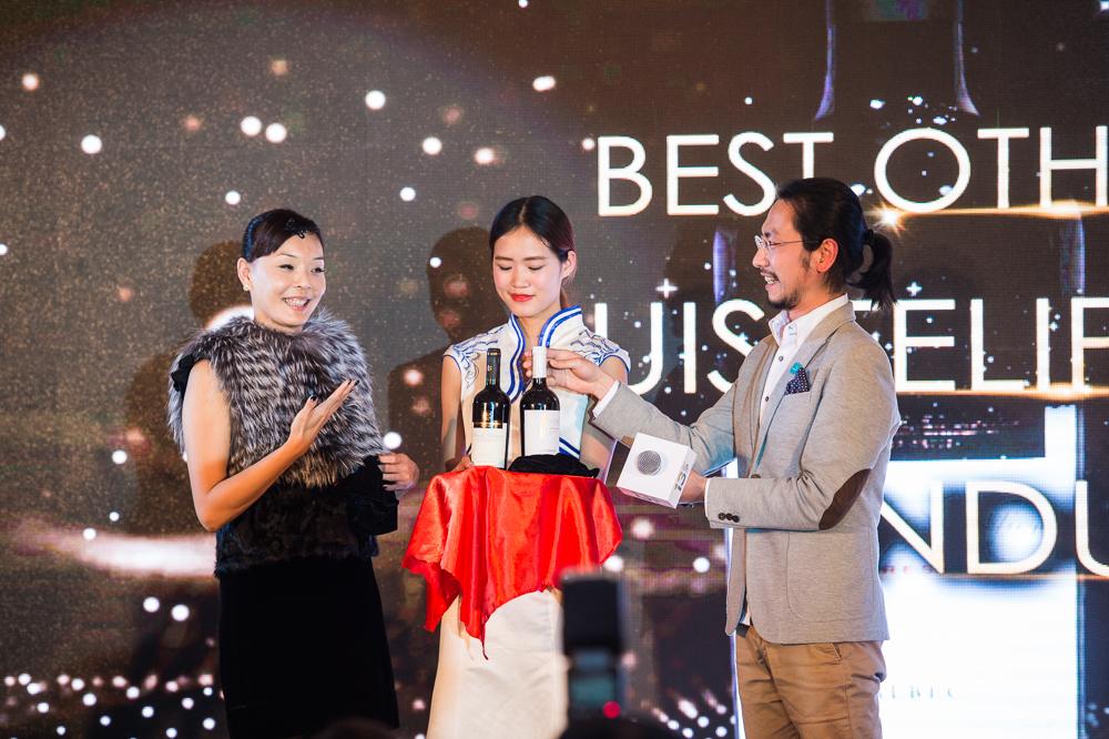 Wines of Chile Awards reconoce a los mejores vinos chilenos en Shangai