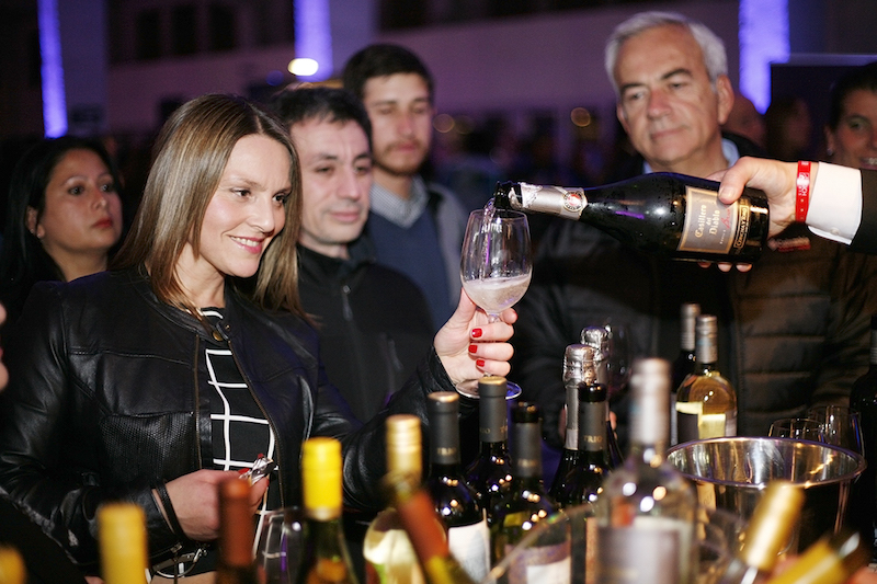 La fiesta del vino se traslada hasta Punta Arenas