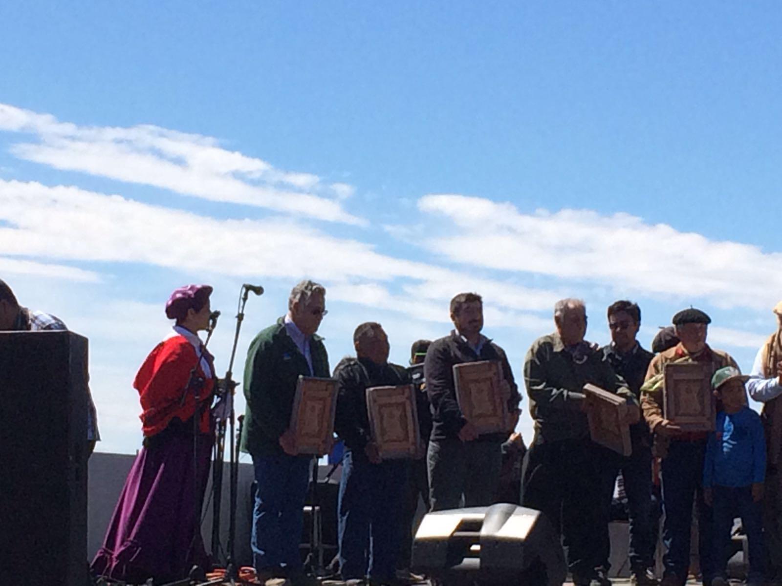 INIA-Kampenaike recibe reconocimiento en XXVI versión del Festival de la Esquila