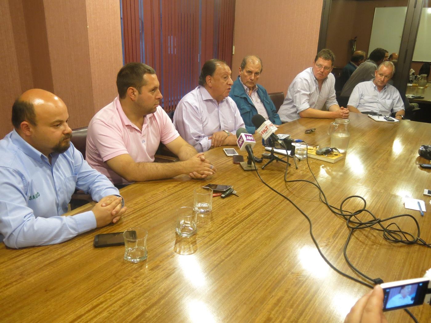 Multigremial del sur se reúne con presidente de la CNTC
