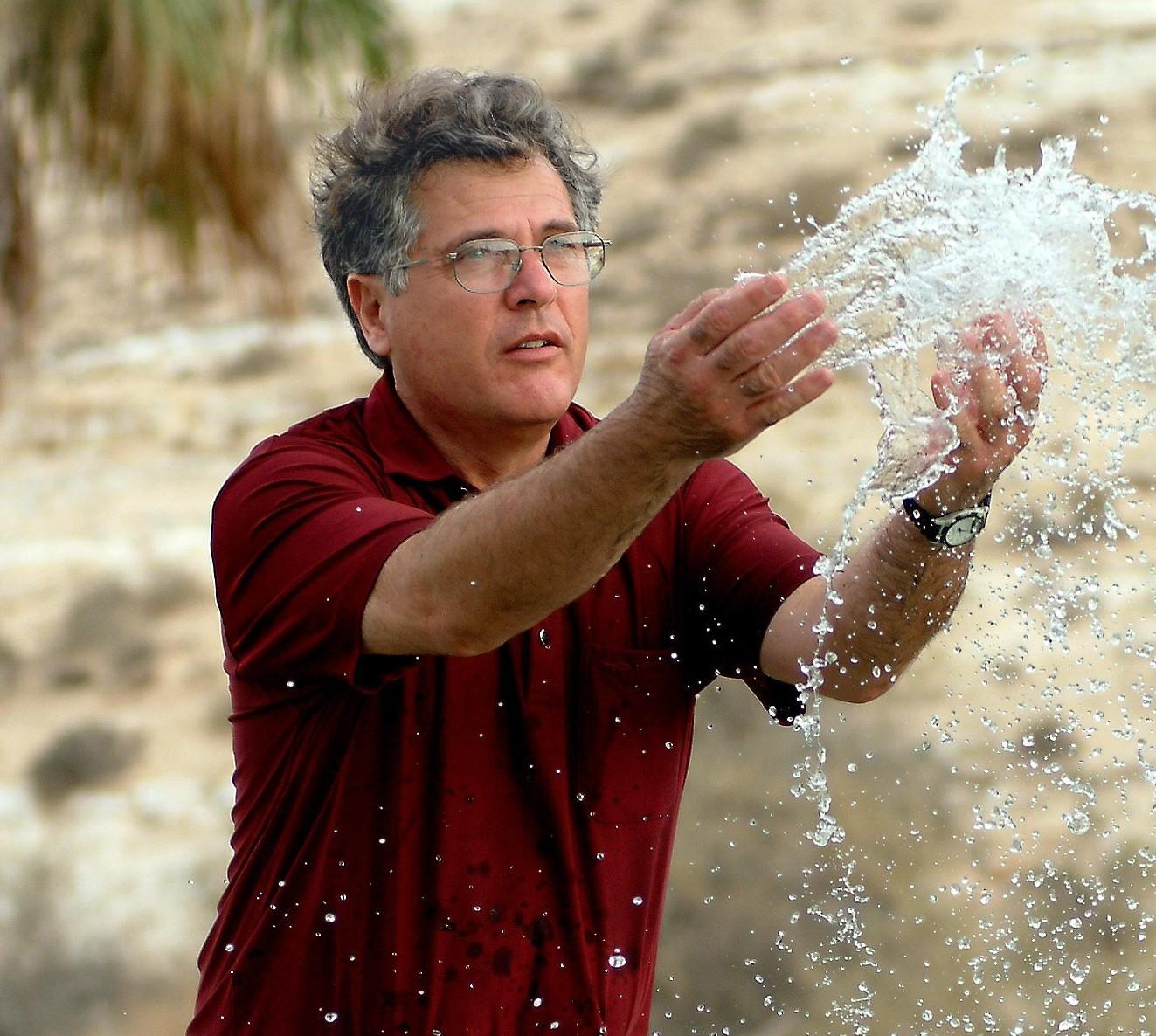 Experto israelí compartirá experiencia para enfrentar la escasez de agua en sector agrícola
