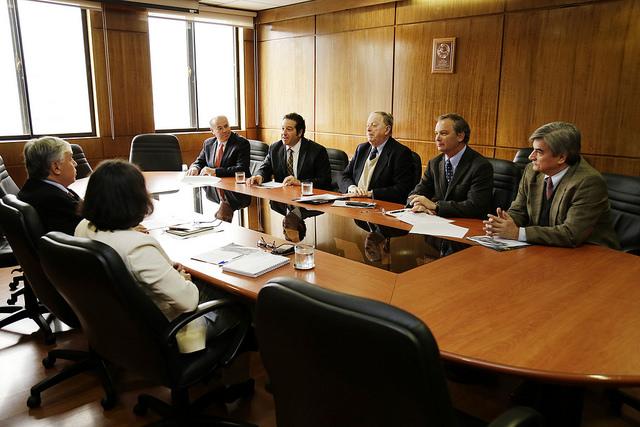 Nuevo presidente de Fedefruta tuvo su primer encuentro con Carlos Furche