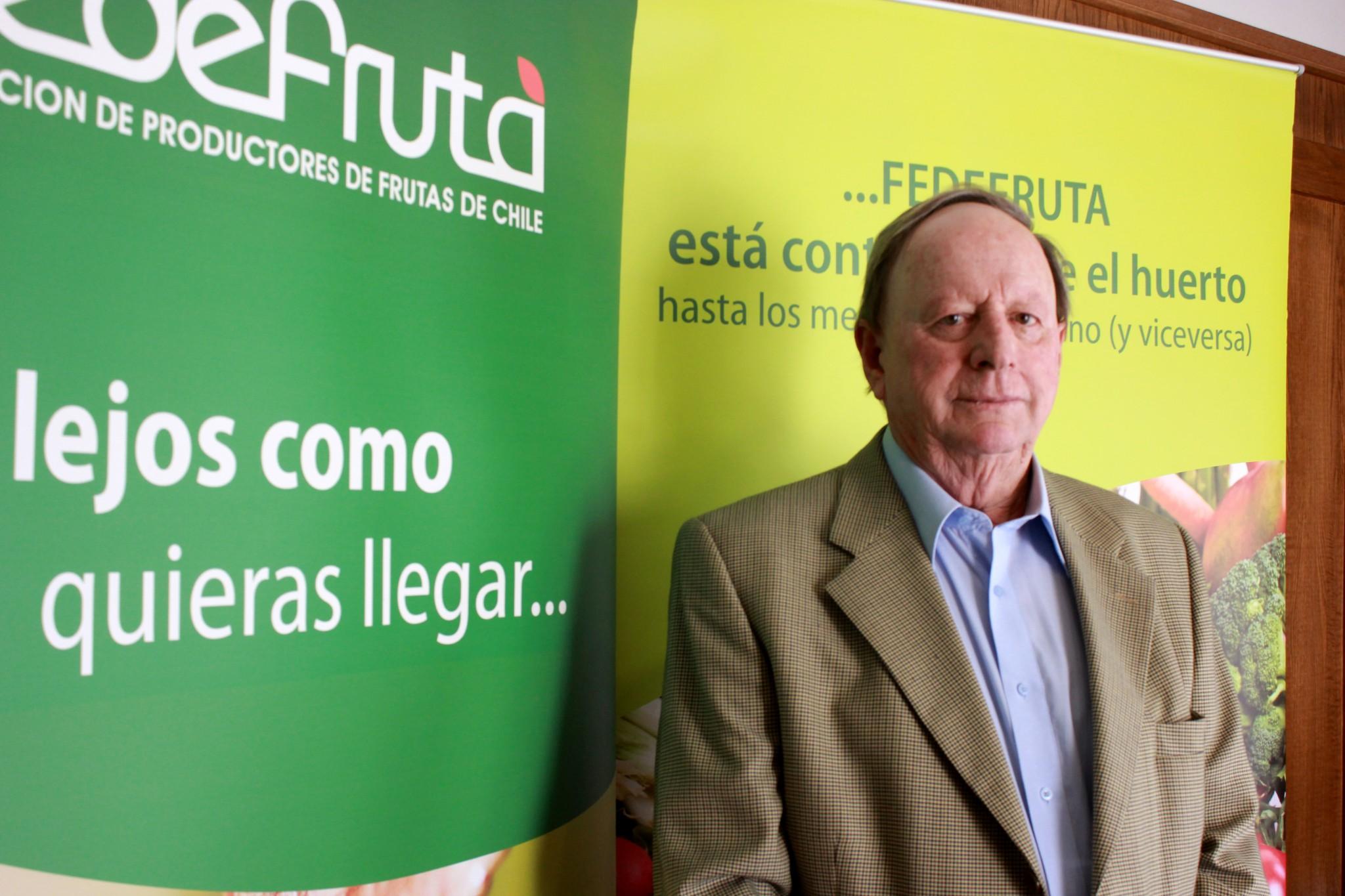 Fedefruta tiene nuevo presidente