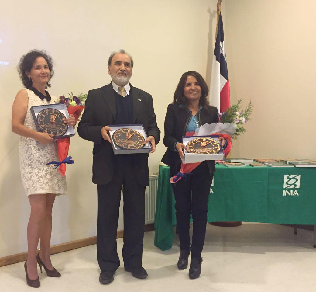 INIA celebra 52 años aportando al desarrollo agrícola de Chile