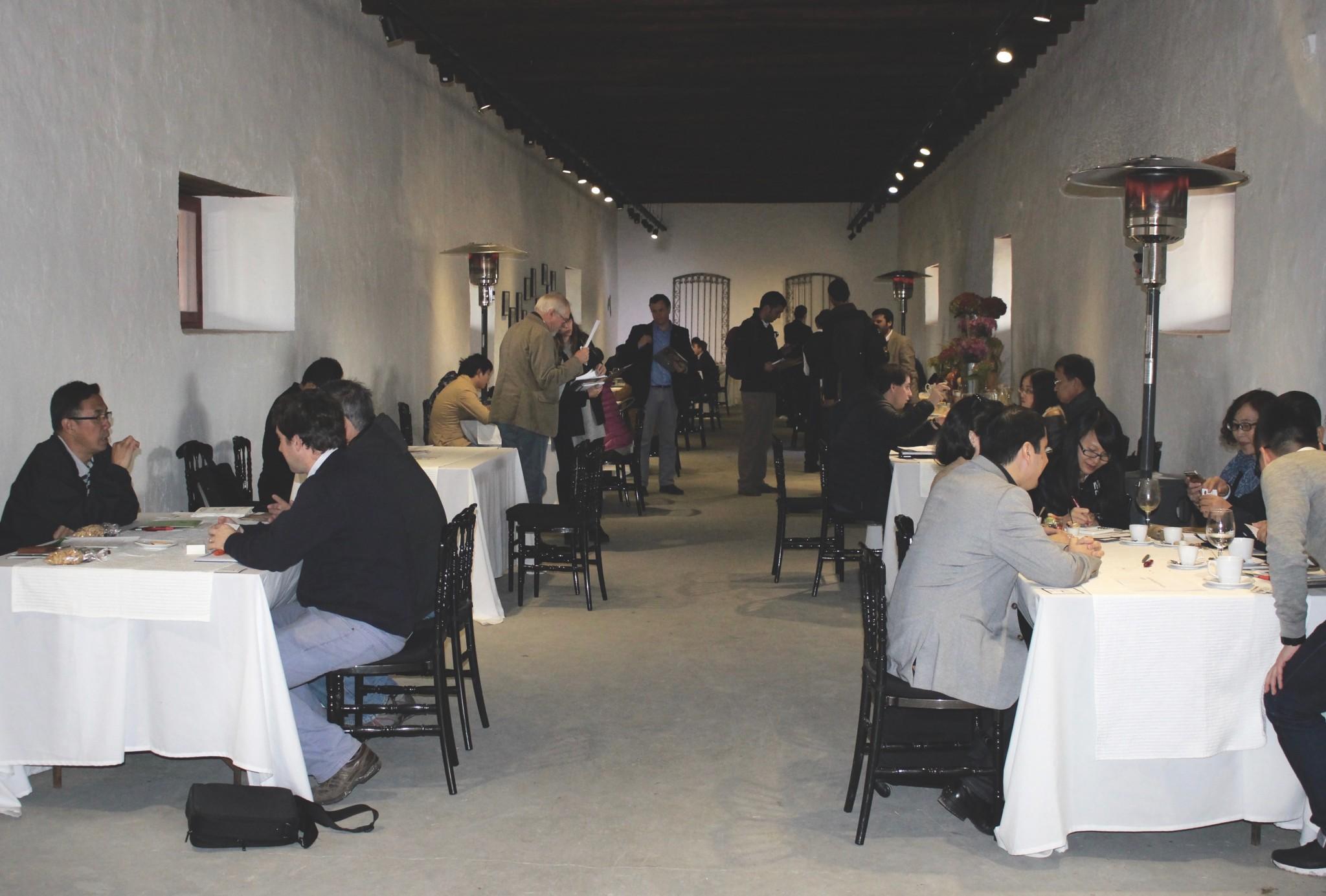 Chilenut realizó exitosa rueda de negocios con empresarios chinos