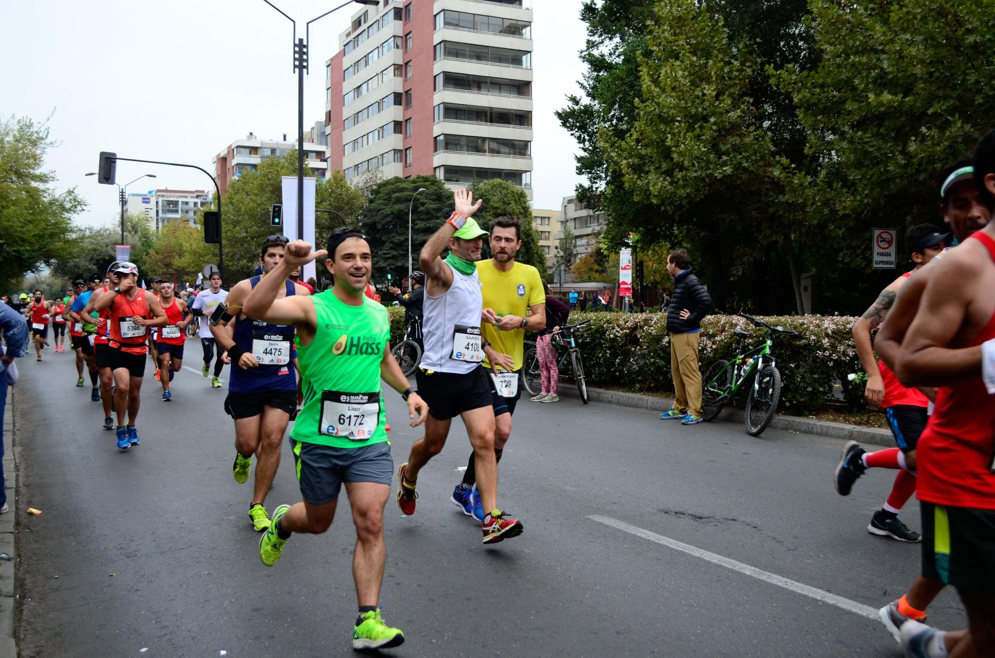 El sueño de los Palta Runners - Juan Enrique Lazo