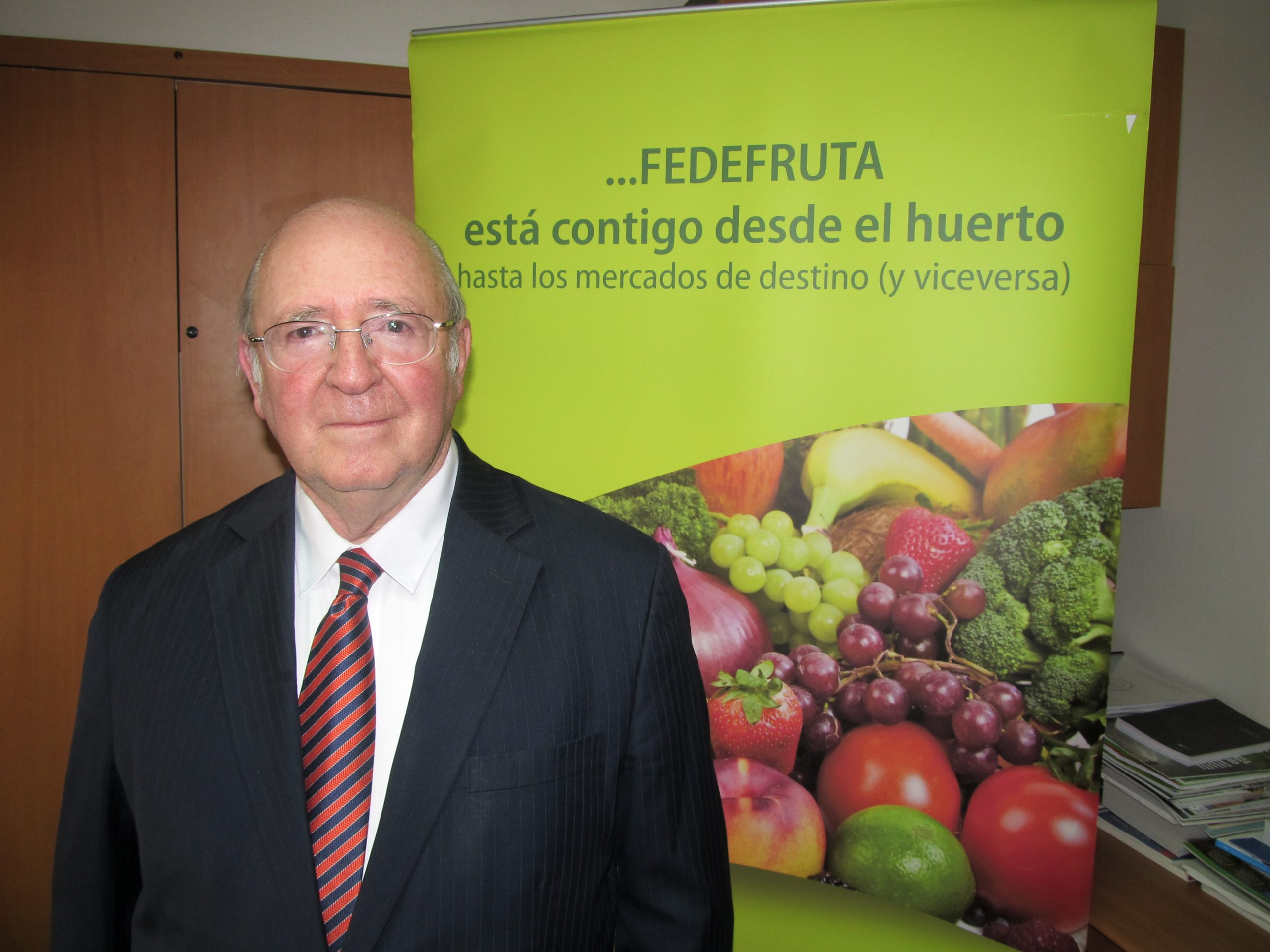 Renuncia presidente de Fedefruta: Asume ex embajador de Chile en China