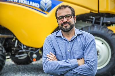 New Holland Agriculture tiene nuevo director de Marketing para América Latina