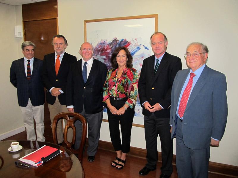 Fedefruta se reúne con Ministra Krauss para abordar las necesidades del sector frutícola
