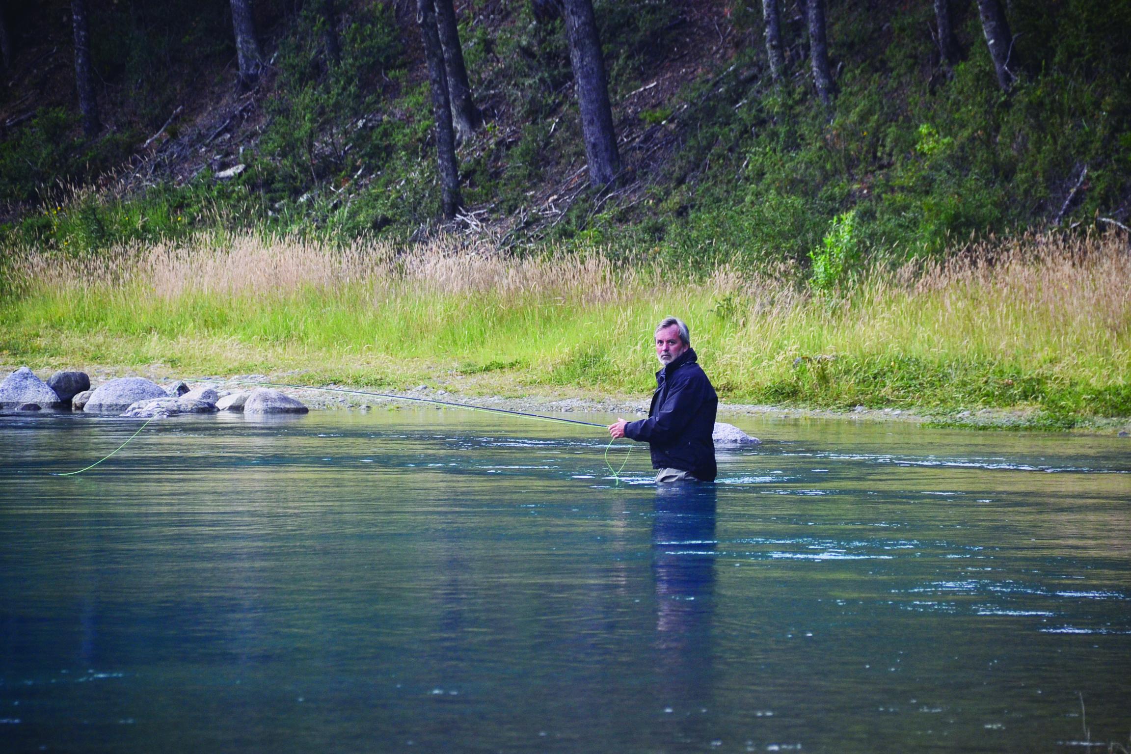 La pesca, un legado familiar - Álvaro Jiménez
