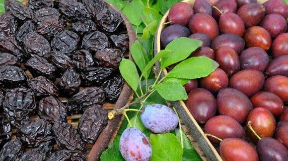 Aditivos para las ciruelas deshidratadas son revisados en la UE
