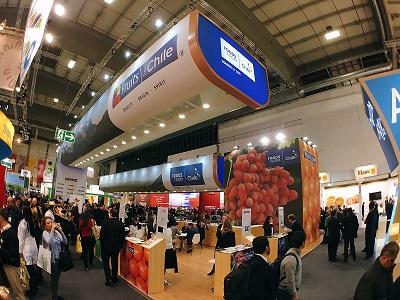 Exitosa participación de Fruta chilena en Fruit Logistica 2017